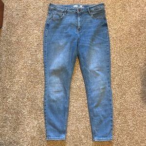 Old Navy Rockstar Super Skinny High Rise Jean